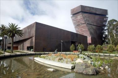 De Young Museum. Source-SF.funcheap.com