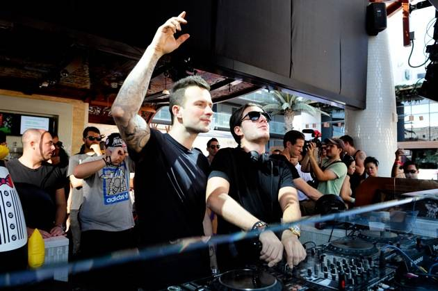 Dirty South and Alesso_Marquee Dayclub
