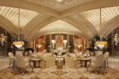 Encore Spa+Lobby+-+Photo+by+Russell+MacMasters