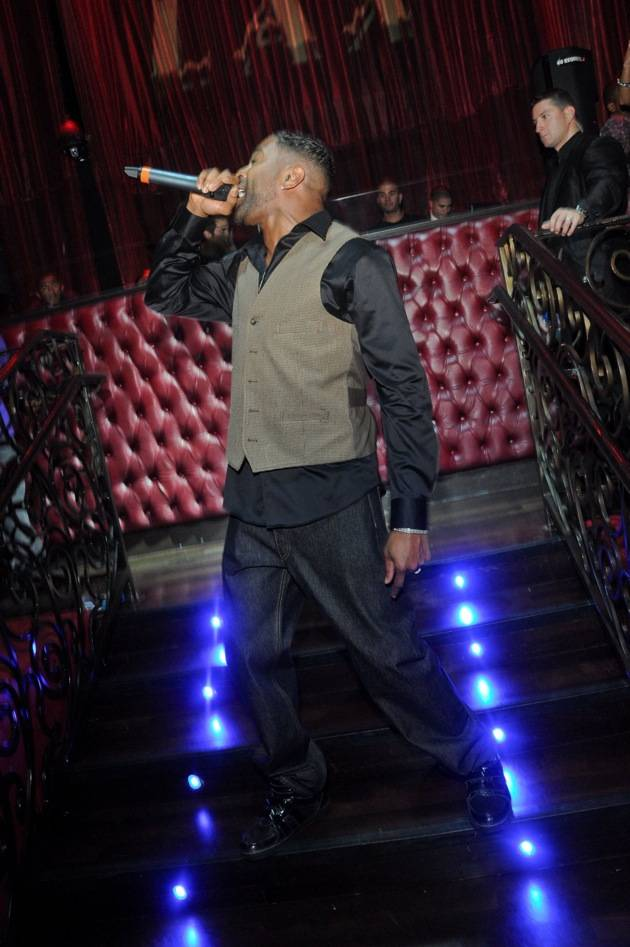 Ginuwine_LAX Nightclub_Performance 3