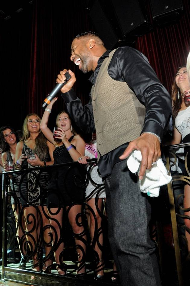 Ginuwine_LAX Nightclub_Performance