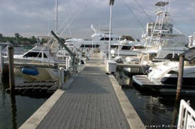 Grove Isle Marina