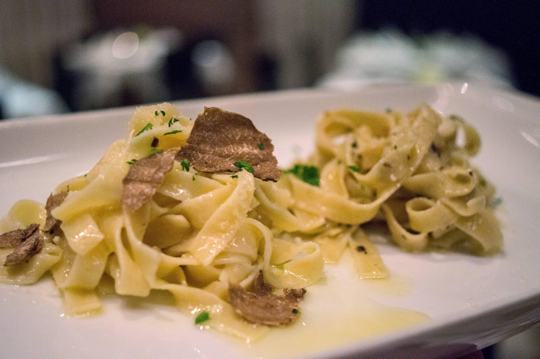 Truffle Dinner- Pasta Mista