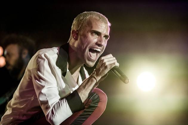 Neon Trees Performs at The Cosmopolitan of Las Vegas in Las Vegas, NV