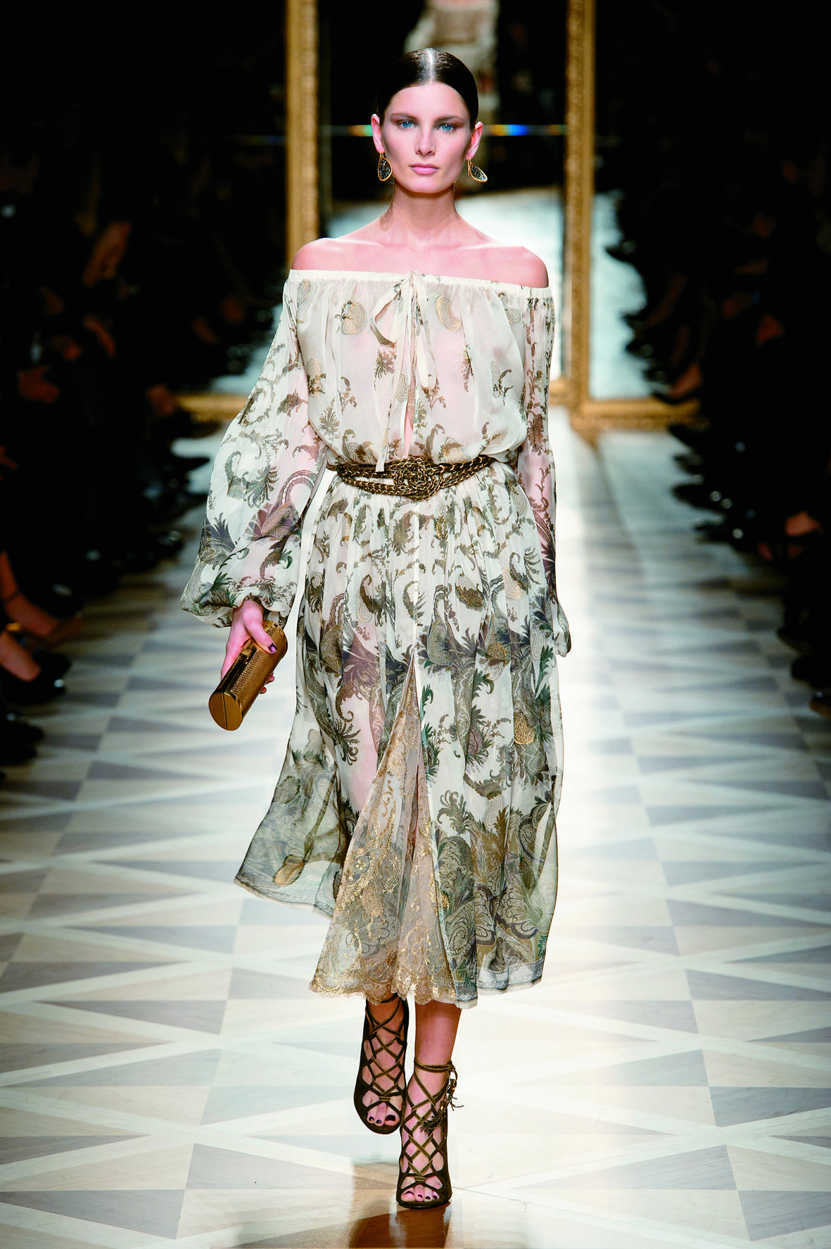 Salvatore Ferragamo Womenswear Fall/Winter 2012/2013