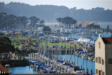 SF Marina Yacht Harbor.  Source-sf.curbed.com
