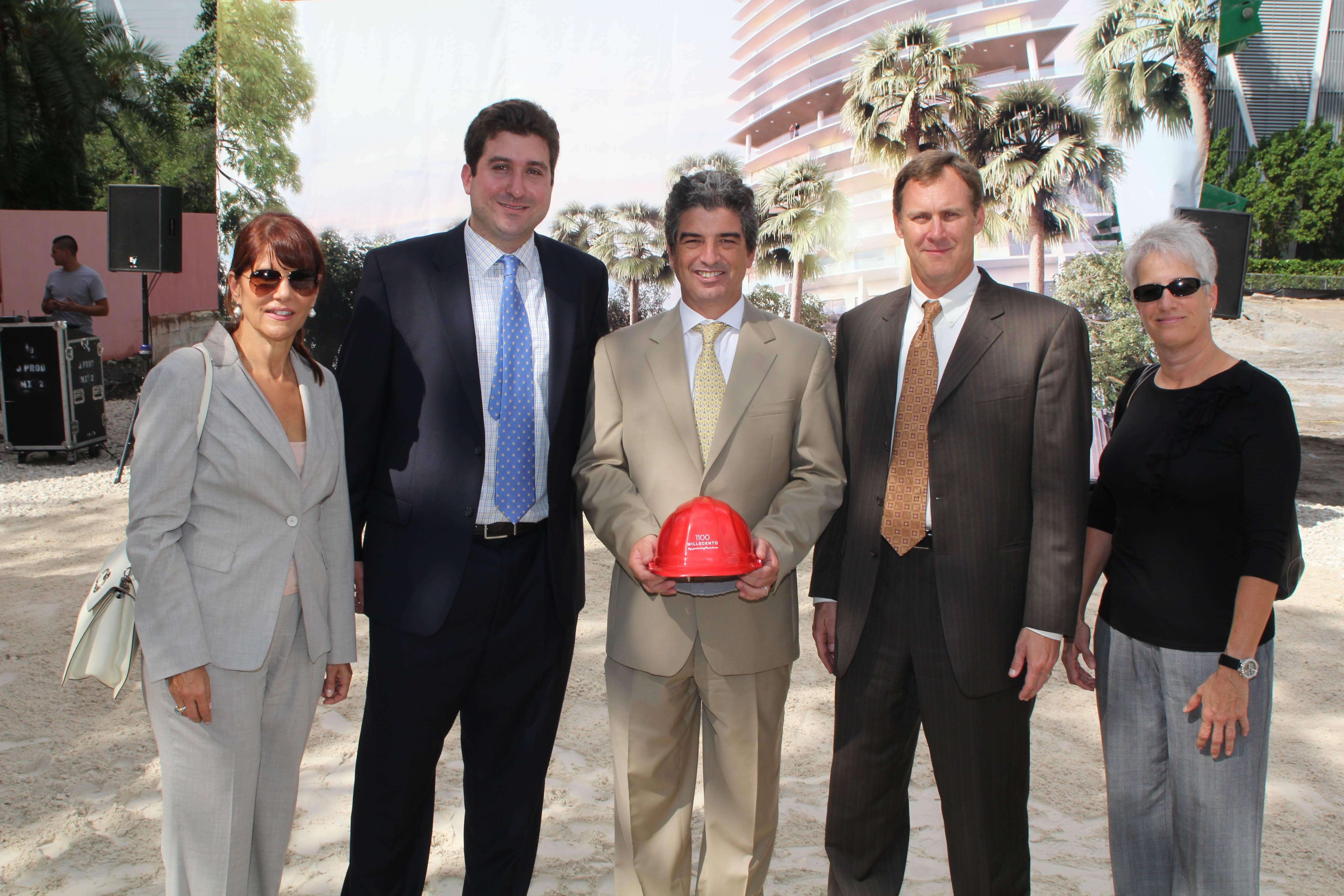 Sonia Figueroa, Ben Gerber, Carlos Rosso, David Kern, Sue Haubrich
