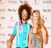 Victoria Azarenka and Redfoo__172
