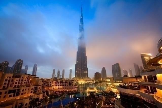 at.mosphere restaurant burj khalifa