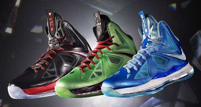 Nike Lebron James Mvp Shoes
