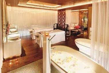 the spa at madarin oriental