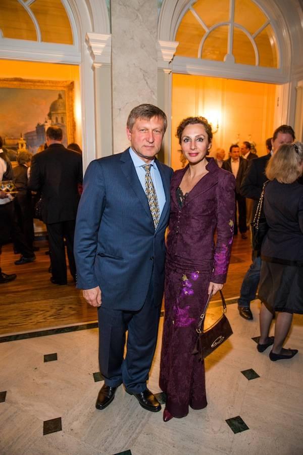 Sergey Shaparov, Clara Shayevich