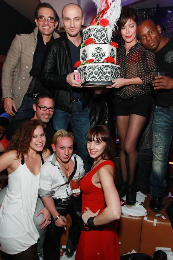 1 Zumanity Cast at Hyde Bellagio 11.13.12