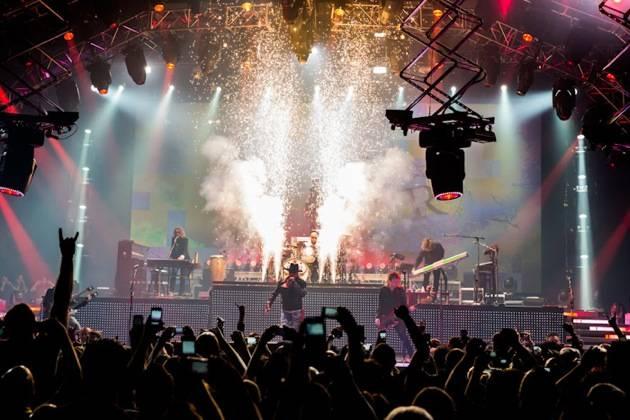 Guns N' Roses kick off residency at The Joint at Hard Rock Hotel in Las Vegas, NV