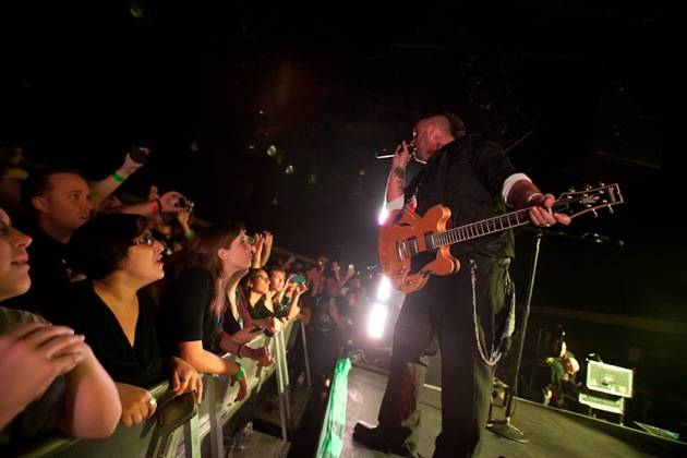 11.13.12 Blue October at Vinyl, credit Chase Stevens
