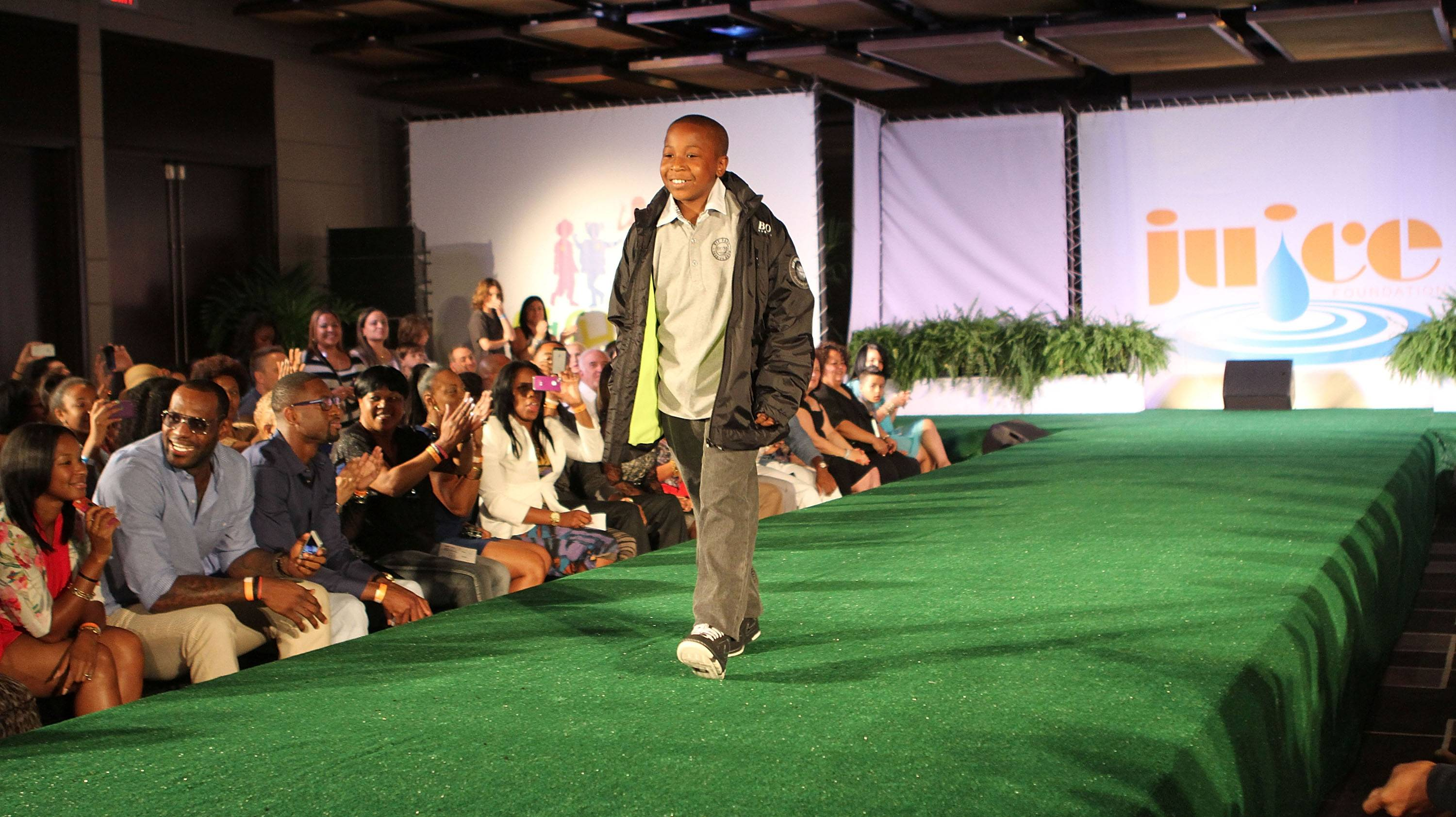 The Juice Foundation Reception And Fashion Show At W South Beach