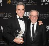 Daniel Day Lewis, Steven Spielberg