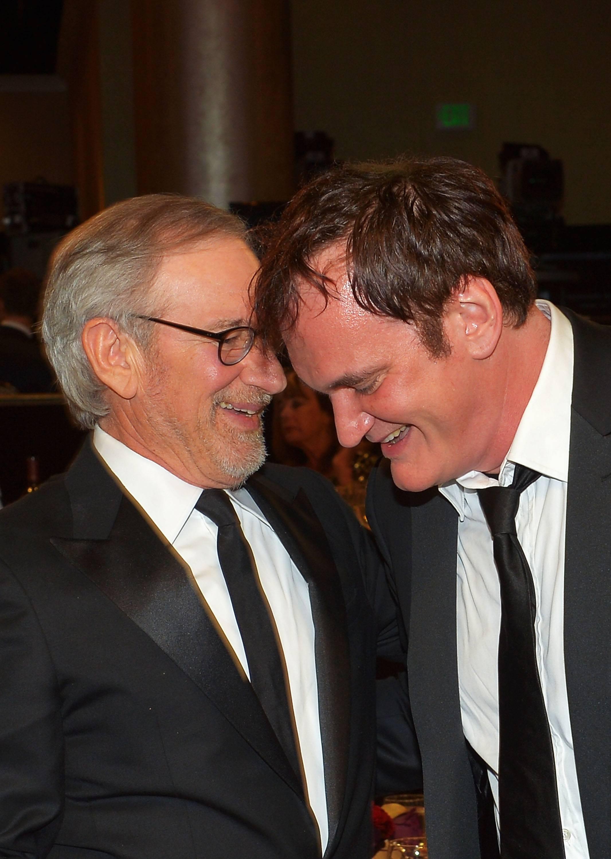 Steven Spielberg, Quentin Tarantino