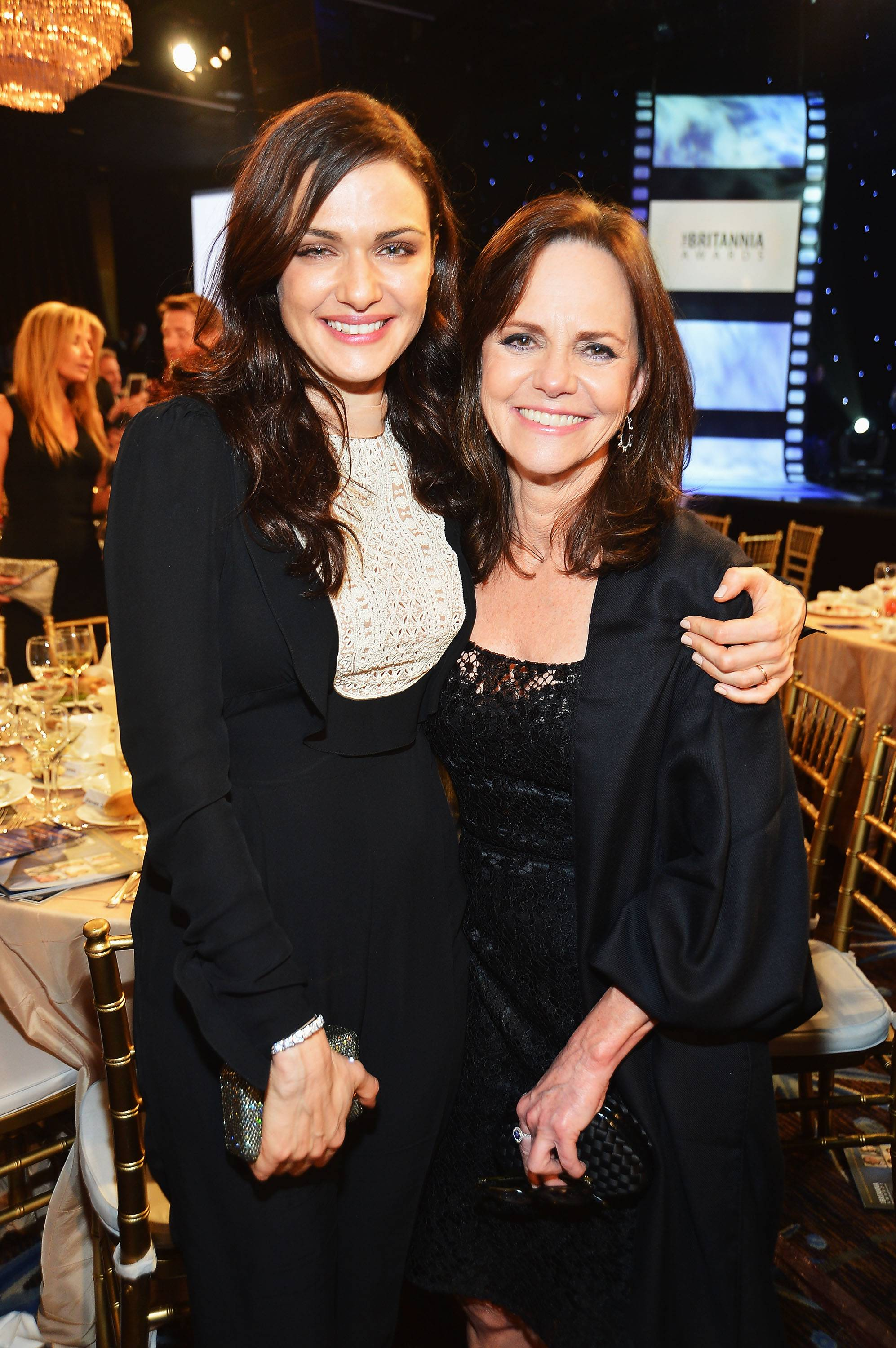 Rachel Weisz, Sally Field