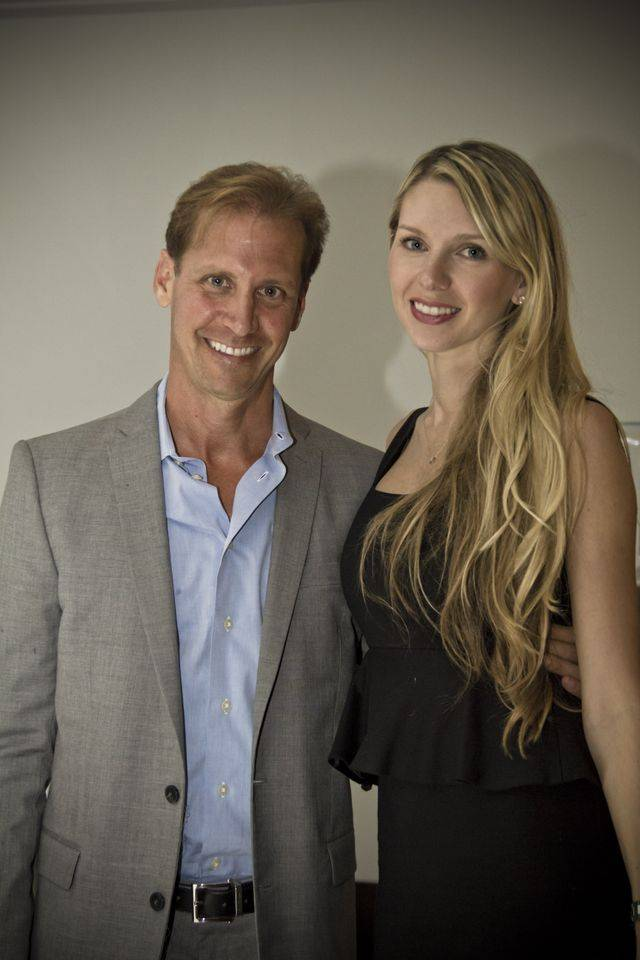 Mark and Anastasia Wachter