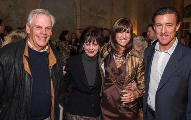 Bob Callan, Barbara Callan, Alana Laigh and Don Eiande