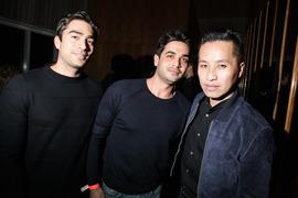 Chris Brandon, Matthew Hechter, Philip Lim