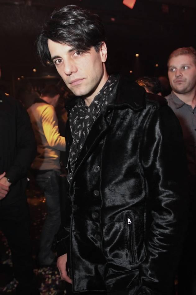Criss Angel at Moon Nightclub in Las Vegas
