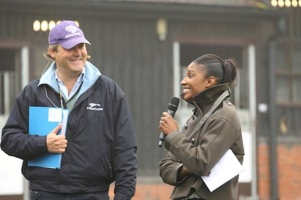 Harry Herbert & Denise Lewis