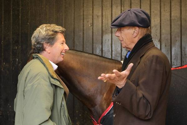 Highclere_Famous trainers John Warren & Sir Henry Cecil