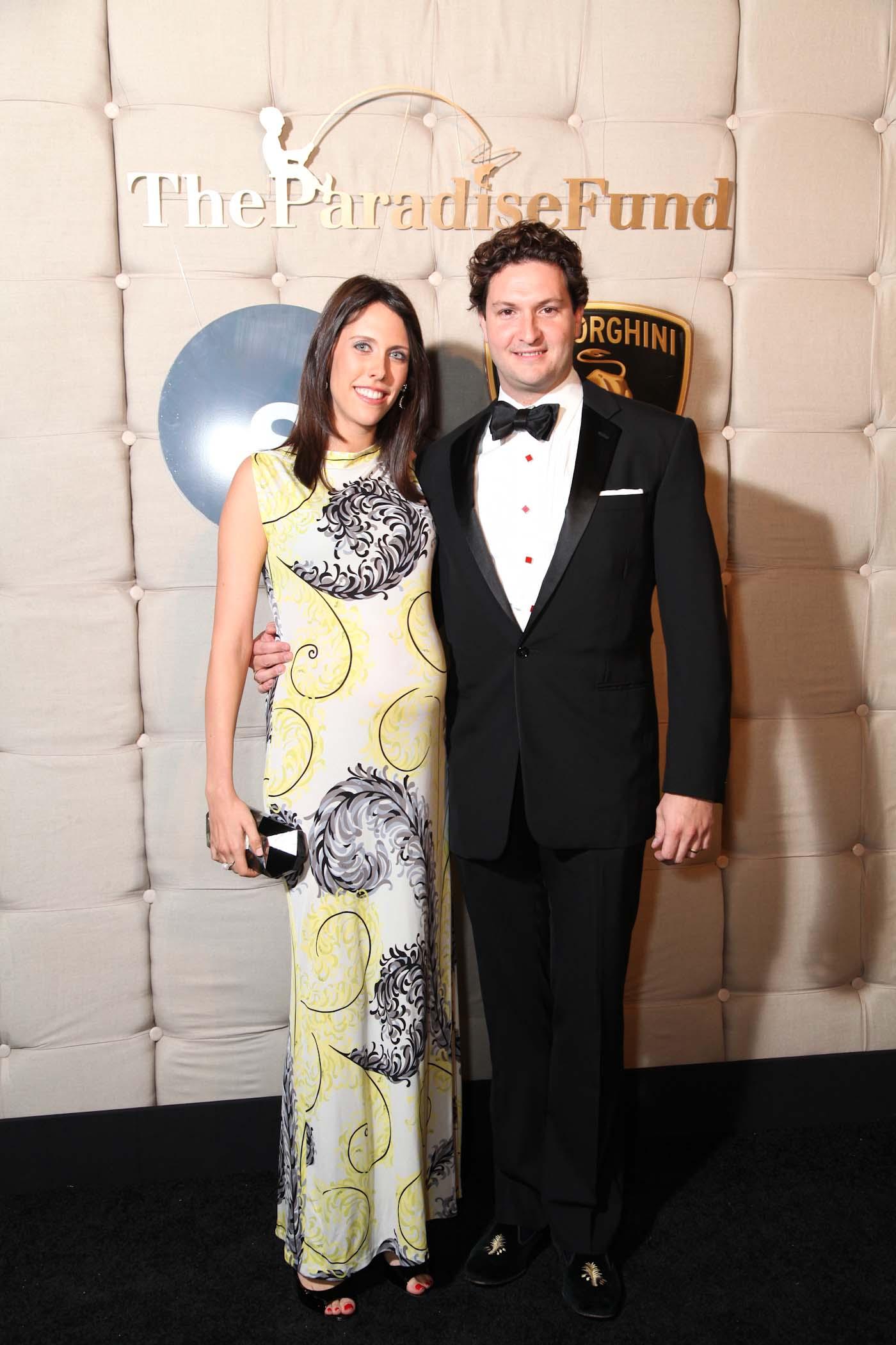 Christina and Benjamin MacFarland