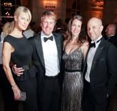 Brandie and Todd Herbst, Katherine Shenaman and Zac Potter