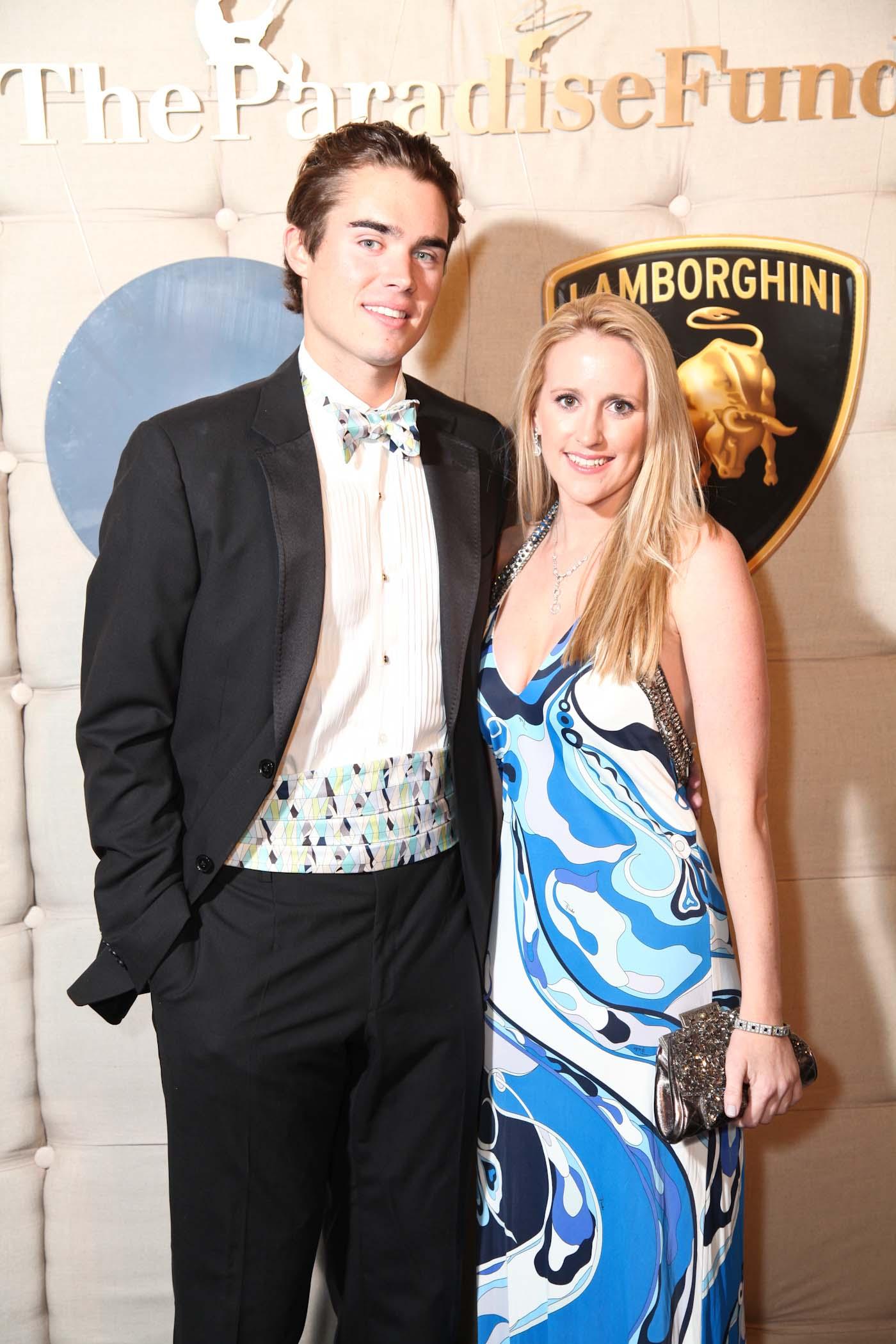 Robert Murphy and Brooke Chapman-Marshman