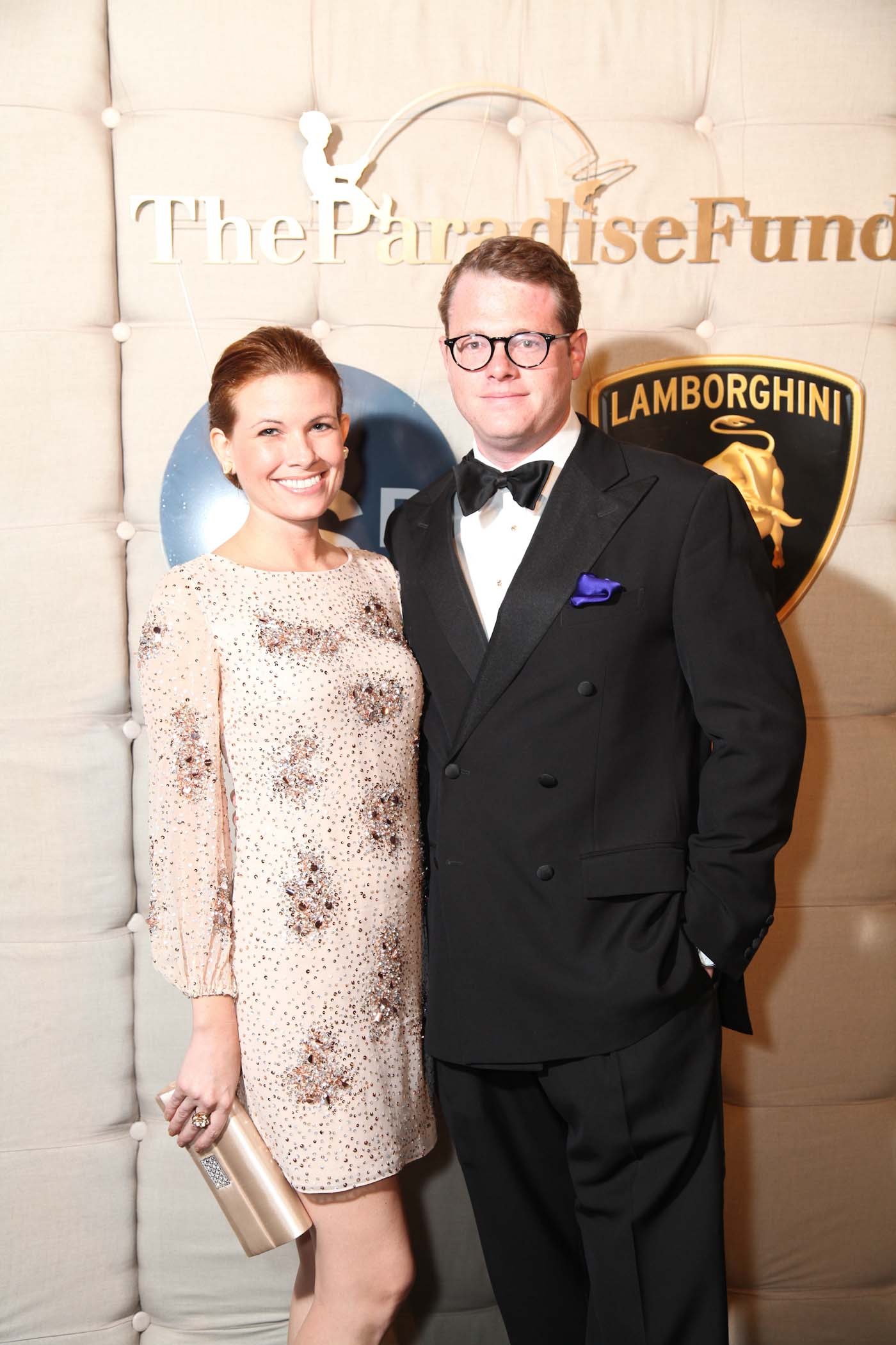 Sarah Gates and Alex Ives