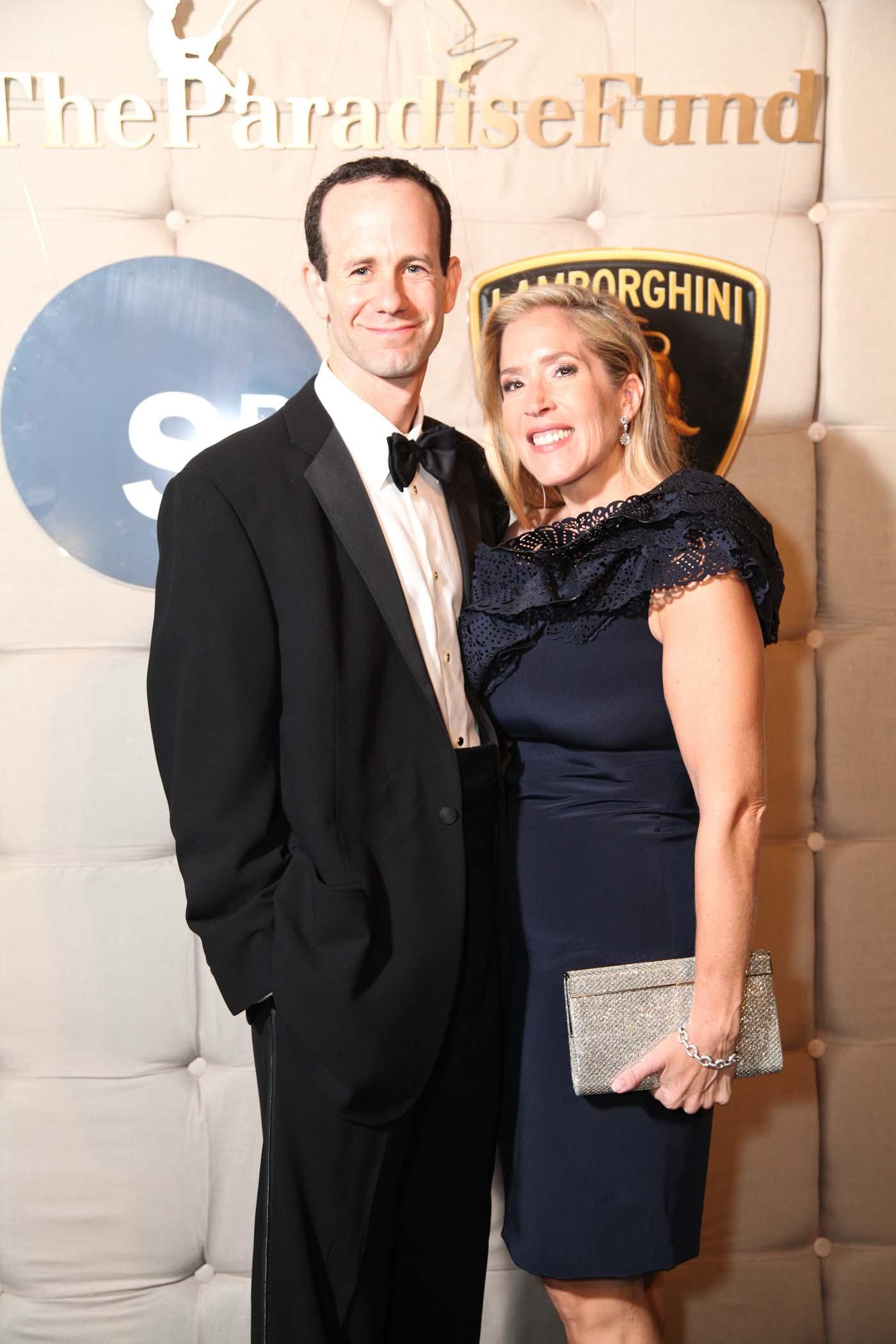 Ben and Elizabeth Gordon