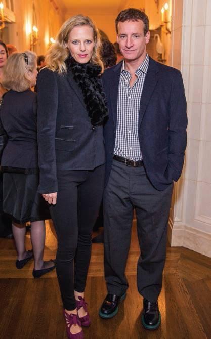 Katie and Todd Traina