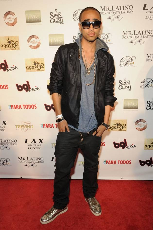 Lil Ice_LAX Nightclub_Red Carpet 2