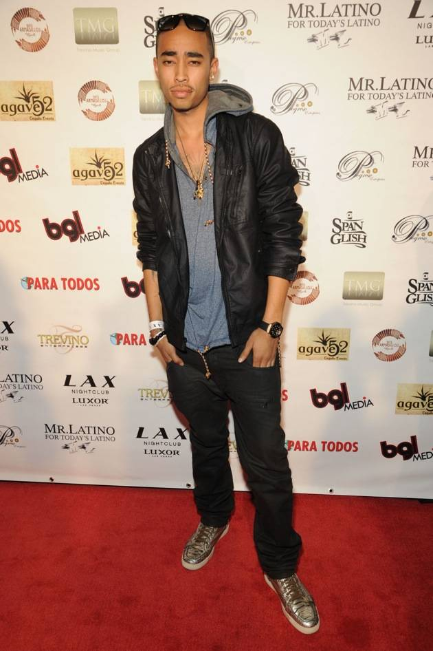 Lil Ice_LAX Nightclub_Red Carpet