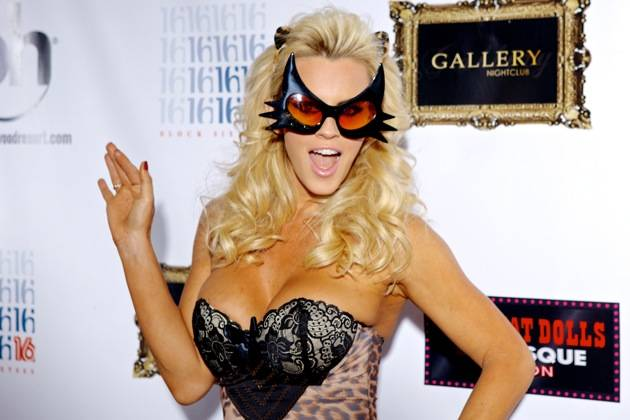 Jenny McCarthy 40th Birthday Halloween Night Party