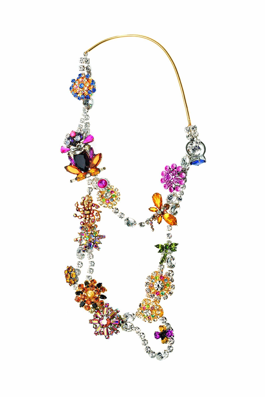 Nina Ricci Exceptional necklace 2