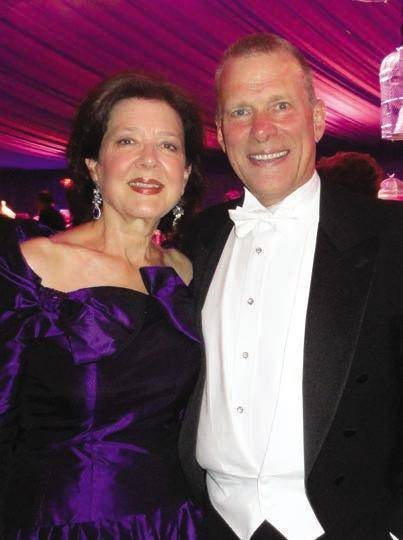SF Opera General Director David Gockley with Linda Kemper