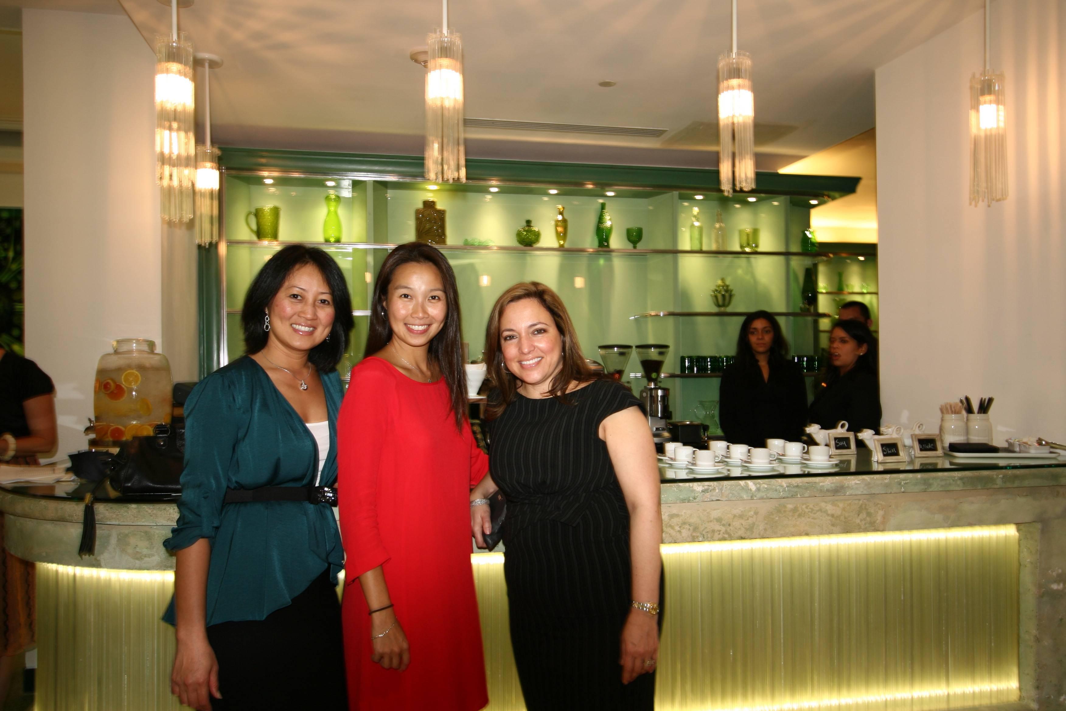 Sonia Fong, May Yeo-Lavine, Claudia Marulanda 2