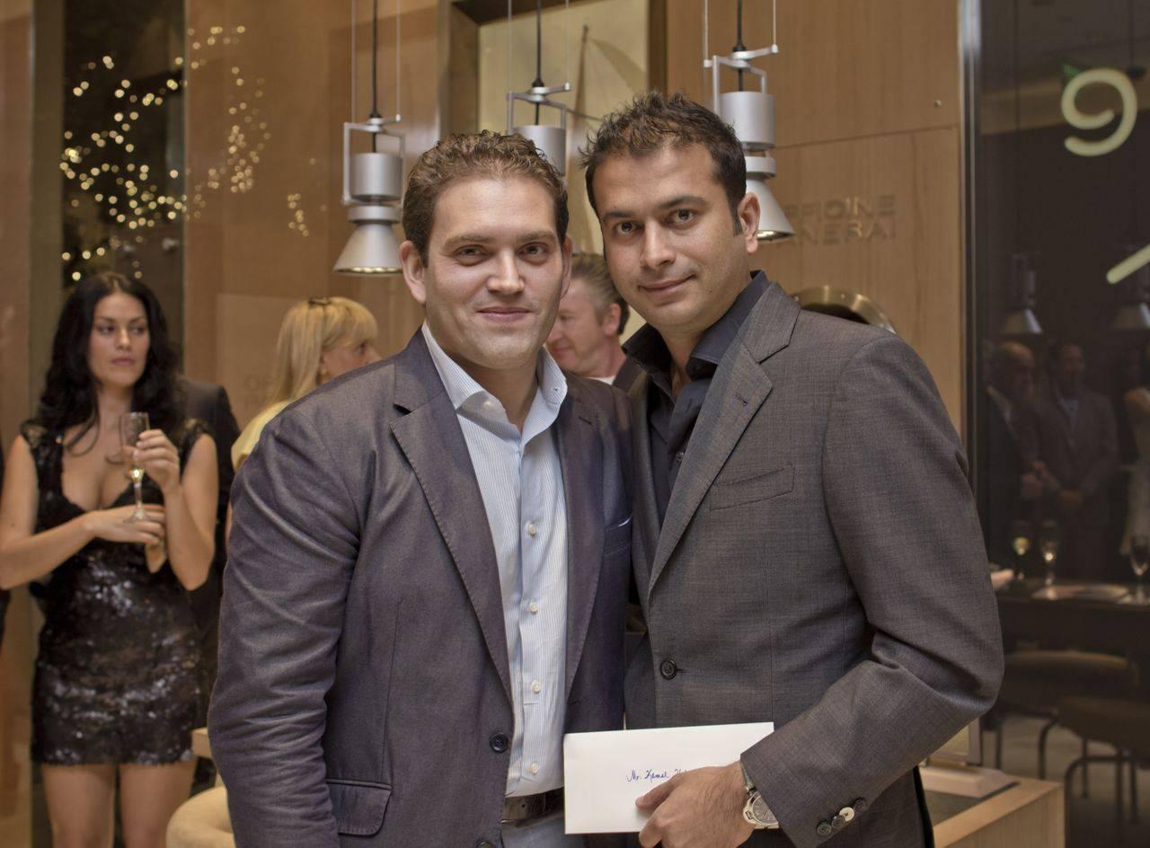 Raphael Alvarez and Kamal Hotchandani