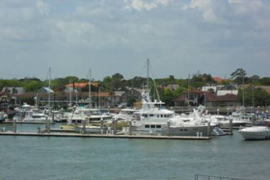 canal street marina and yatcht yard