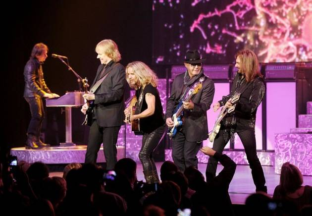 at Pearl at The Palms on November 16, 2012 in Las Vegas, Nevada.