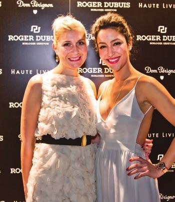 Leah LaMarca and Violet Camacho