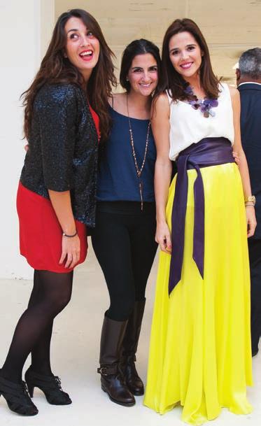 Maria Mastro, Veronica Raijeen and Ana Wolfington