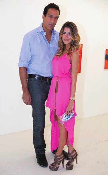 Shari and Alejandro Grimaldo