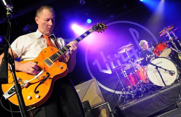 Jim Heath aka Reverend Horton Heat