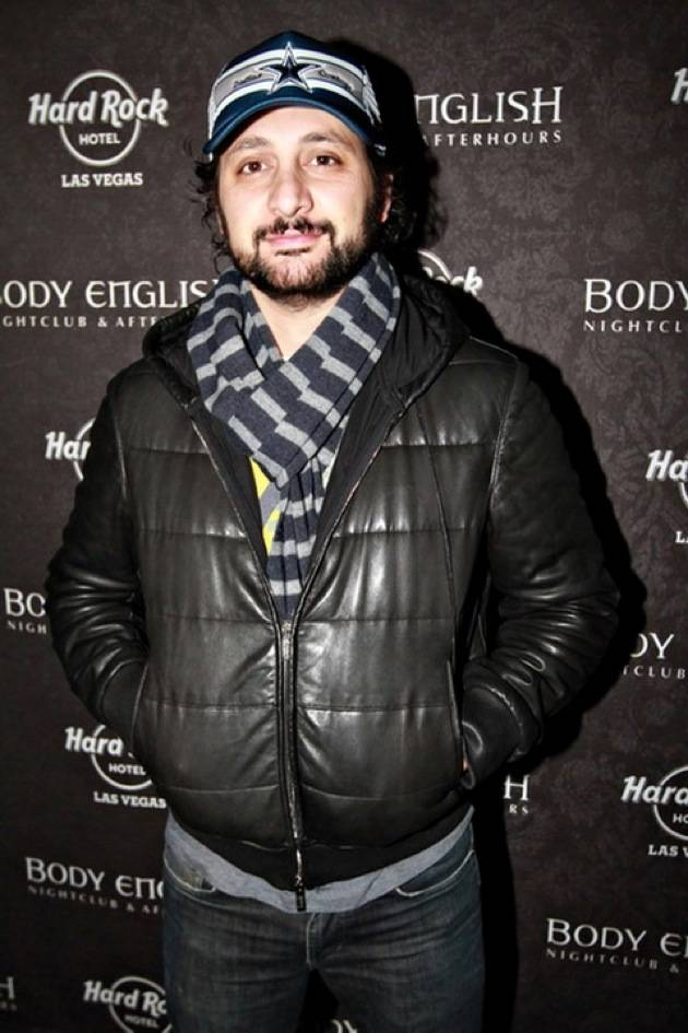 12.28.12 Sharam at Body English at Hard Rock Hotel & Casino, credit Hew Burney