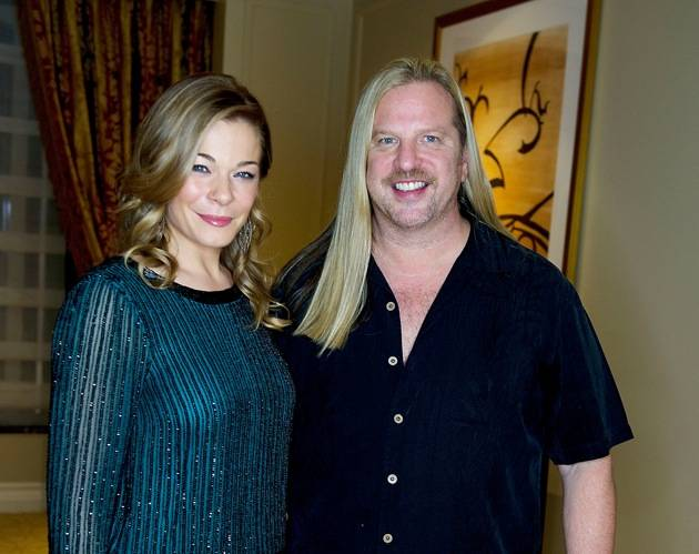 LeAnn Rimes Gets Styled By Michael Boychuck For Performance In Las Vegas